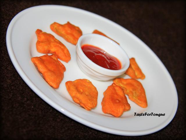 Deevi Halasu PodiBreadfruit Fritters 2