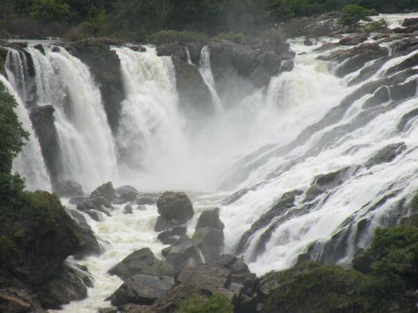 Shivanasamudra-Falls
